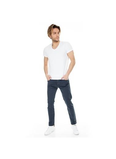 Five Pocket Five Pocket 7200H5981Bartez Düşük Bel Cepli Erkek Jeans Lacivert